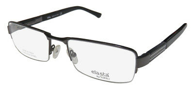 eef921a065 New Safilo Elasta 3093 Hot Stainless Steel Eyeglass Frame glasses Made In  Italy