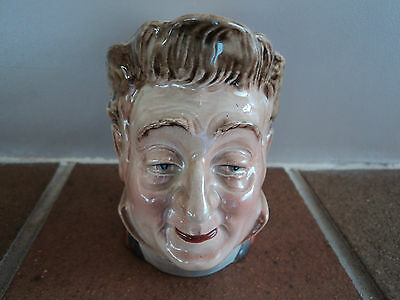 """Vintage Beswick Character/toby Jug """"mr Pecksniff"""" (Mint Condition) Lovely Item."""