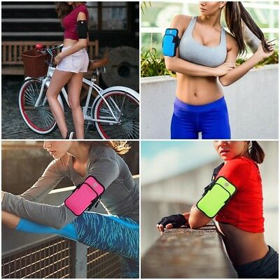 Sports Armband Case Cover Running Arm Band Pouch Holder Bag For Phones Bag