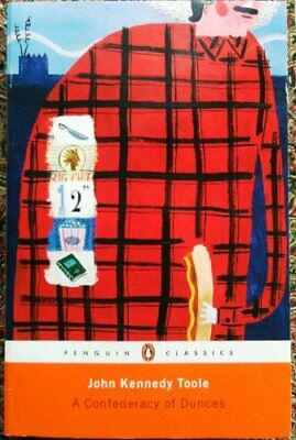 A Confederacy of Dunces [Penguin Classics] by John Kennedy Toole Book The Fast