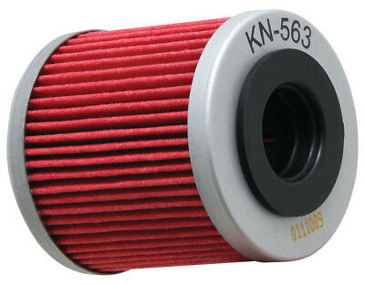K&N Performance Oil Filter KN-563 For Aprilia Husqvarna