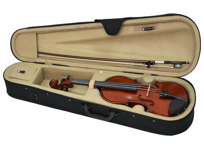 Viola 11 Inch With Case And Bow Enrico Student Plus