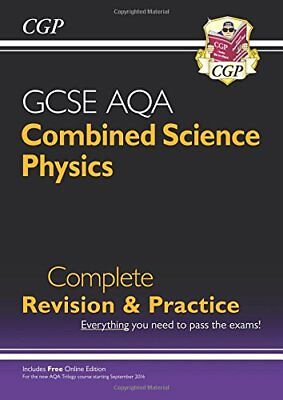 New Grade 9-1 GCSE Combined Science: Physics AQA Complete Revision & Practice ,