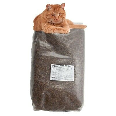 Trio Cat Biscuits Complete & Balanced Mixed Dry Food (Meat & Fish) Sample Bulk