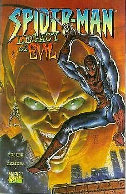 Spiderman: Legacy of Evil # 1 (one-shot, Mark Texeira, 52 pages) (USA, 1998)
