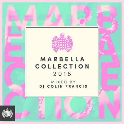 Various Artists : Marbella Collection 2018 CD (2018) ***NEW***