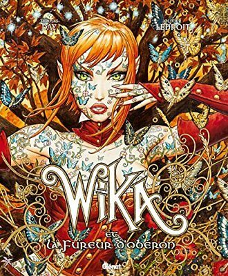 Wika - Tome 1 - Edition collector Thomas Day GLENAT edition de luxe 96 pages