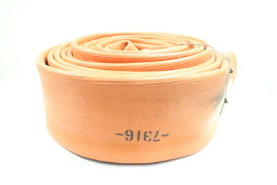 Firequip 7316 Orange 5in Supply Attack Line Fire Hose