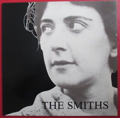 "The Smiths - Rare 12"" ""girlfriend In A Coma"" - Misprint Grey Sleeve"