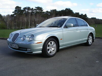 Jaguar S-Type 3.0 Se Automatic 2000X