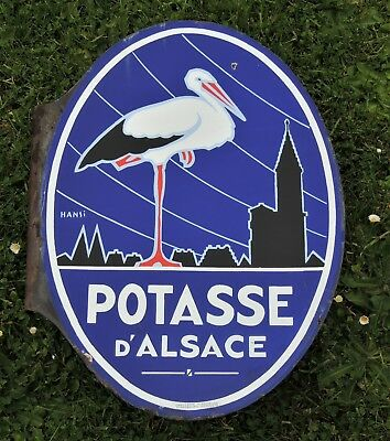 Potasse d'Alsace double face Hansi