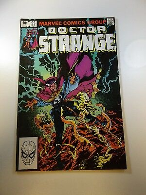 Dr. Strange #55 VF- condition Huge auction going on now!
