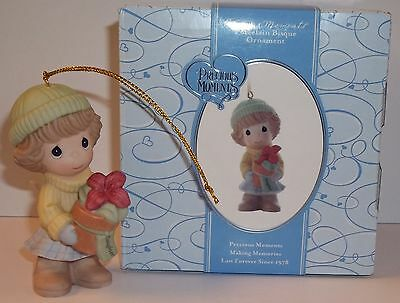 Precious Moments Ornament Daughter Your Beauty Radiates From Within # 910027 NEW