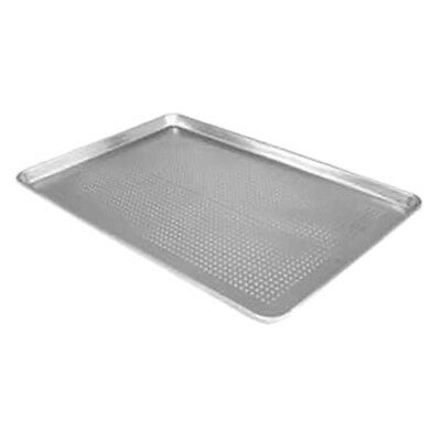 Thunder Group ALSP1813PF 1/2 Size 20 Gauge Perforated Aluminum Sheet Pan
