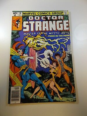 Dr. Strange #38 FN+ condition Free shipping on orders over $100.00!