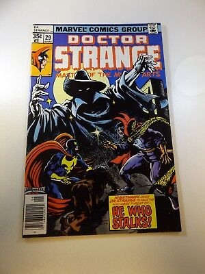 Dr. Strange #29 FN/VF condition Free shipping on orders over $100.00!
