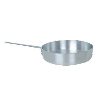 Thunder Group ALSAP004 7 Qt Aluminum Flat Bottom Saute Pan