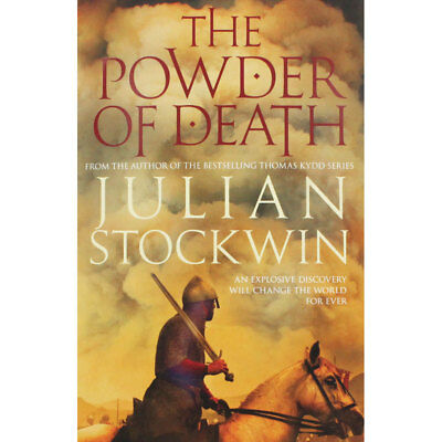 The Powder Of Death by Julian Stockwin (Paperback), Fiction Books, Brand New