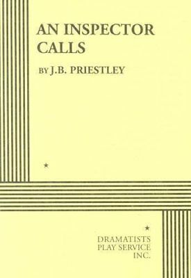Inspector Calls; an by J.B. Priestley - Brand NEW Paperback