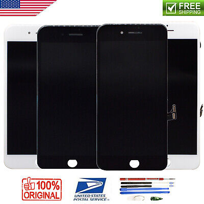 New iPhone 8 Plus Touch Screen Glass Digitizer LCD Display Assembly Replacement