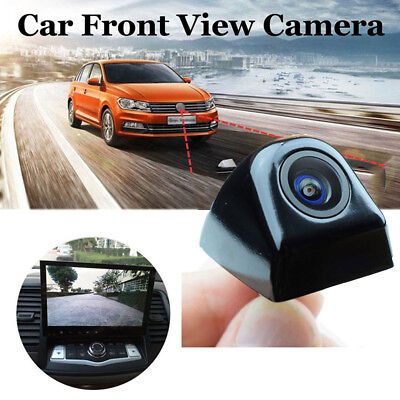 170° HD Korean Screw Car Front View Backup Parking Assistance Camera Waterproof