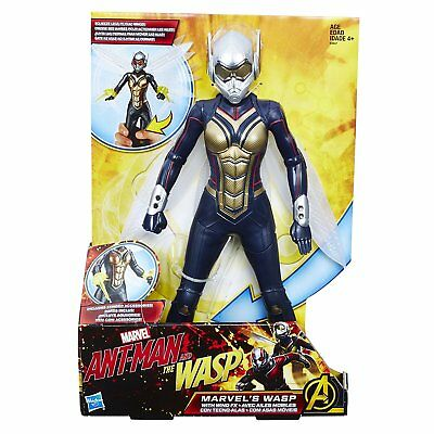 New Hasbro Marvel Ant-Man And The Wasp - The Wasp With Wing Fx Figure E0874