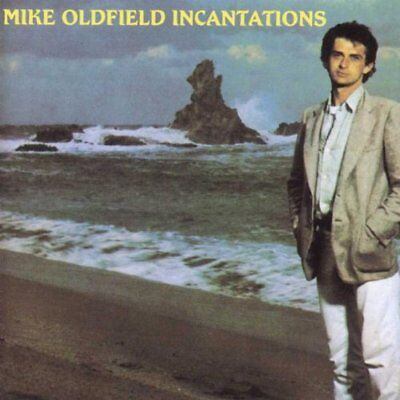 Oldfield Mike - Mike Oldfield Incantations - Oldfield Mike CD TNVG The Fast Free