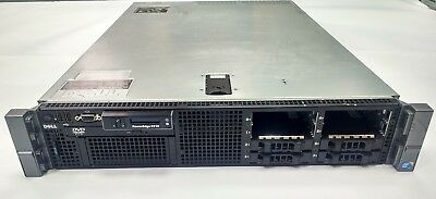 Dell PowerEdge R710 2x Intel Quad Core X5570 2.93GHz 48GB Ram Perc6i 2xPSU Rails