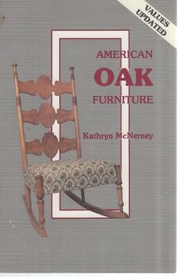 American Oak Furniture-Identification-Price Guide-Different Terms & Styles