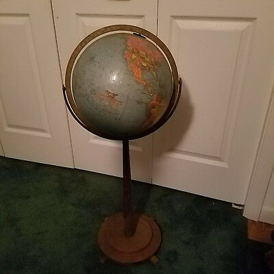 Replogle World Classic Series 12 inch Globe on Pedestal