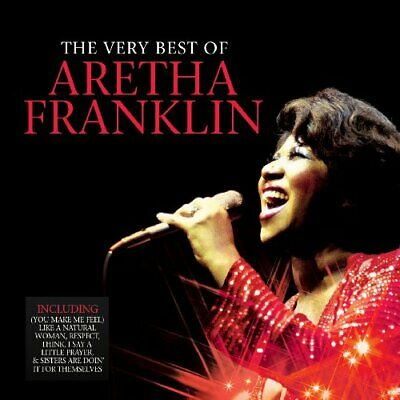 Aretha Franklin - The Very Best Of - Aretha Franklin CD RMVG The Fast Free