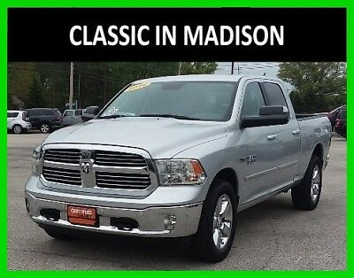 Ram 1500 CREW CAB 14 2016 CREW CAB 14 Used Certified 5.7L V8 16V Automatic 4WD Pickup Truck
