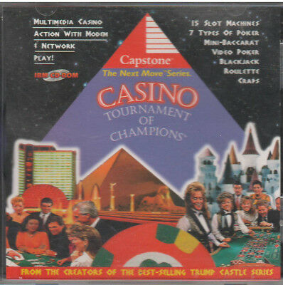 Casino Tournament Of Champions (Pc, 1995)