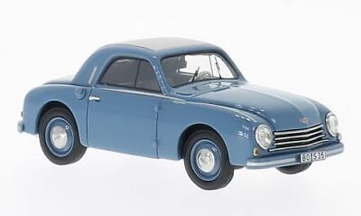 Gutbrod Superior Coupe, blau, 1:43, BoS-Models