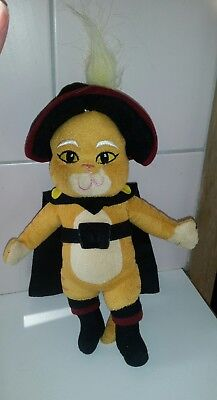Puss in Boots Plush from Shrek - 25 cms