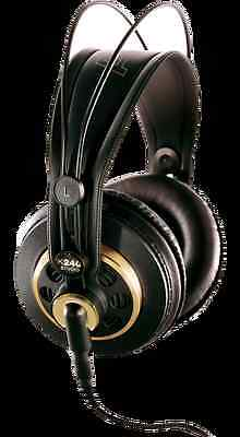 AKG K240 K 240 Studio Professional Semi-Open Stereo Headphones
