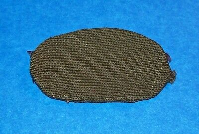 Original Ww2 Wool Base Background For Jump Wing Oval Patch