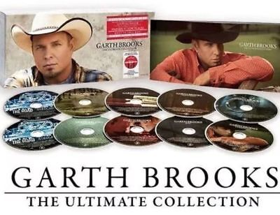 Garth Brooks The Ultimate Collection 10-Disc Box Set Cd - Target - New Sealed