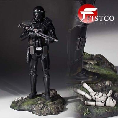 STAR WARS: Rogue One -Collectors Gallery Death Trooper Specialist (Gentle Giant)