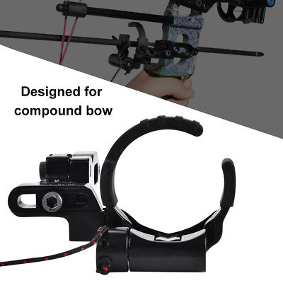 Hunting Archery Left Right Handed Drop Away Arrow Rest for Compound Bow Training