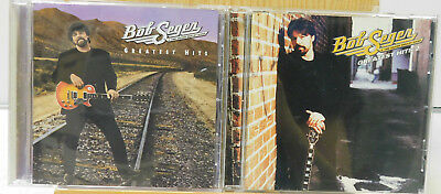 Bob Seger and the Silver Bullet Band Greatests Hits 1 & 2 CDs 2 Capitol