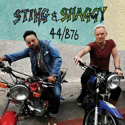 Sting & Shaggy - 44/876 (Limited Deluxe Edition)   Cd Neu
