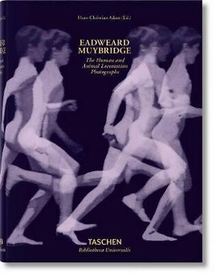 Eadweard Muybridge: The Human and Animal Locomotion Photogra by Hans Christian A