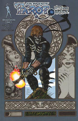 Tarot Witch of the Black Rose 66a Broadsword Jim Balent sexy NM FREE UK POST