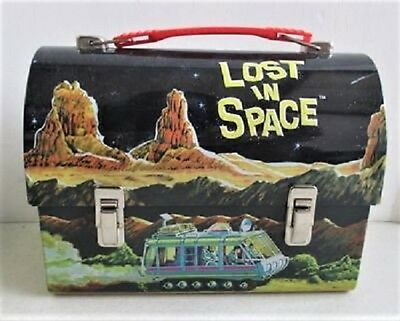 Lost In Space TV Series Reproduction Dome Lunch Box