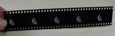 Rare Planet Earth Negatives Vintage NASA Kodak Space Stars