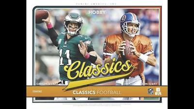 2018 Classics Panini Football Cards Pick From List Includes Rookie Cards 1-250