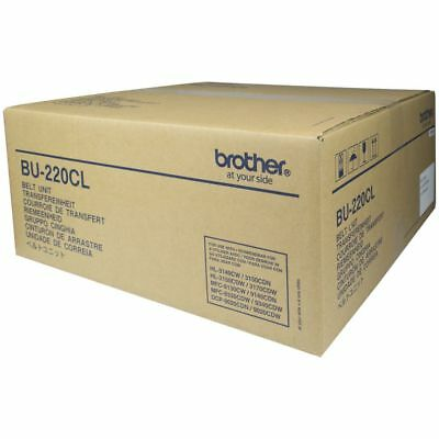 Brother Genuine BU-220CL BELT UNIT For HL 3150CDN 3170CDW MFC 9140CDN 50K Pages