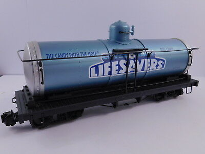 Bachmann G 93434. 4-achsiger US Tankwagen CRYSTOMINT LIFESAVERS in OVP.