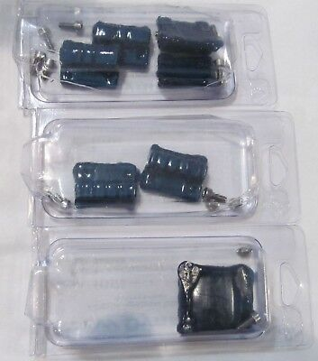 7 Various New Itw Dynatec Industrial Hot Melt Back Feed Guides V Scs